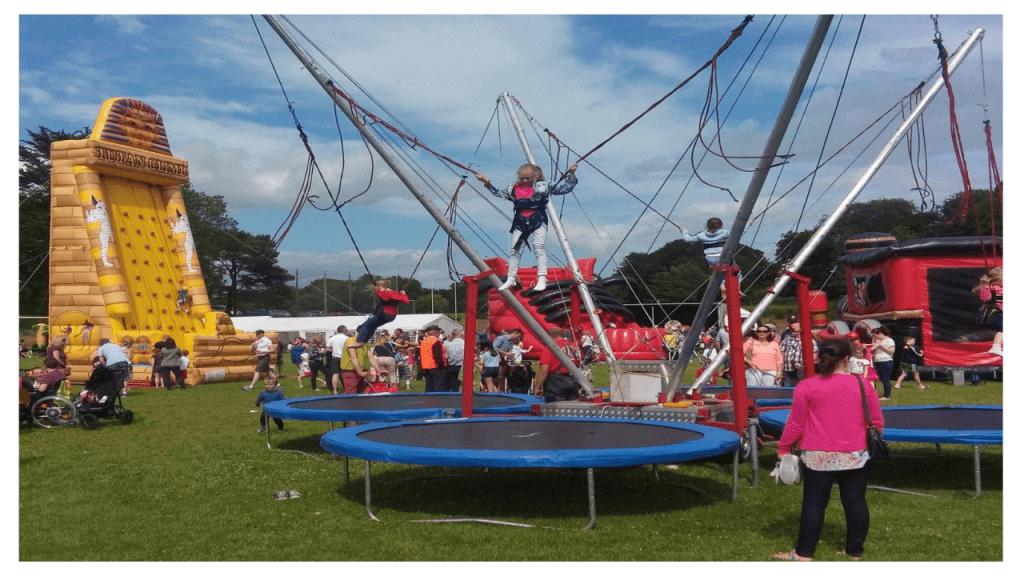Jump Swings